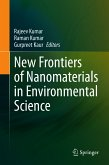 New Frontiers of Nanomaterials in Environmental Science (eBook, PDF)