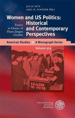 Women and US Politics: Historical and Contemporary Perspectives (eBook, PDF)