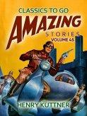 Amazing Stories Volume 45 (eBook, ePUB)
