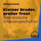 Kleiner Bruder, großer Trost - Eine erotische Schwulengeschichte (Ungekürzt) (MP3-Download)