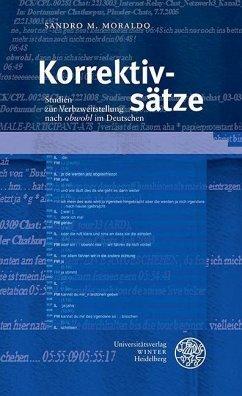 Korrektivsätze (eBook, PDF) - Moraldo, Sandro M.
