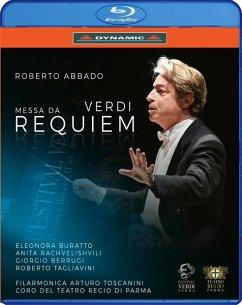 Messa Da Requiem - Buratto,E./Abbado,R./Filarmonica Arturo Toscanini