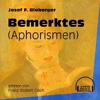 Bemerktes - Aphorismen (Ungekürzt) (MP3-Download)