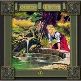 Grimms Märchen, Folge 1: Der Froschkönig / Frau Holle / Schneeweißchen und Rosenrot (MP3-Download)