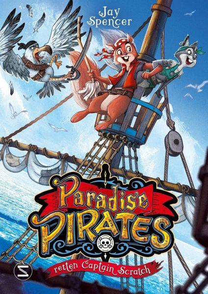 Buch-Reihe Paradise Pirates