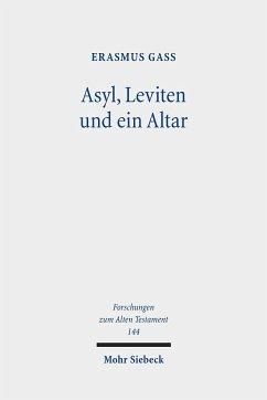 Asyl, Leviten und ein Altar - Gaß, Erasmus