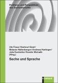 Sache und Sprache (eBook, PDF)