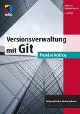 Versionsverwaltung mit Git (eBook, PDF)