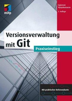 Versionsverwaltung mit Git (eBook, PDF) - Vijayakumaran, Sujeevan