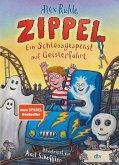 Zippel - Ein Schlossgespenst auf Geisterfahrt / Zippel Bd.2