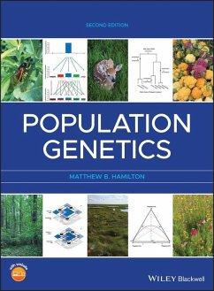 Population Genetics (eBook, ePUB) - Hamilton, Matthew