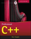 Professional C++ (eBook, PDF)