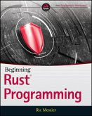 Beginning Rust Programming (eBook, PDF)