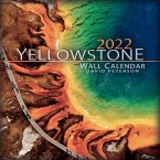 2022 Yellowstone Wall Calendar