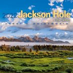 2022 Jackson Hole and the Tetons Wall Calendar