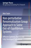 Non-perturbative Renormalization Group Approach to Some Out-of-Equilibrium Systems