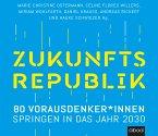Zukunftsrepublik, Audio-CD