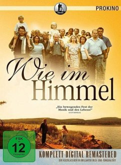 Wie im Himmel Digital Remastered - Nyqvist,Michael,Hallgren,Frida,Falk,Niklas