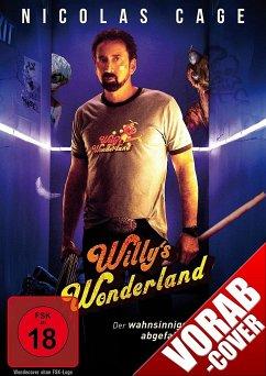 Willy's Wonderland - Cage,Nicolas/Tosta,Emily/Grant,Beth/+