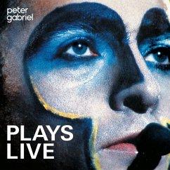 Plays Live - Gabriel,Peter
