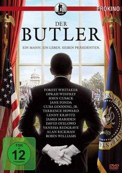 Der Butler - Whitaker,Forest,Winfrey,Oprah,Cusack,John