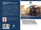Modernisierung des Armaturenbretts der Lokomotive (LUMITEX)