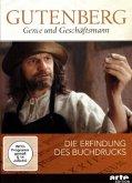 Gutenberg - Genie und Geschäftsmann: Die Erfindung des Buchdrucks, 1 DVD