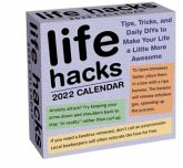 Life Hacks 2022 Day-to-Day Calendar