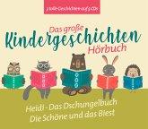 Das große Kindergeschichten - Hörbuch, 5 Audio-CD