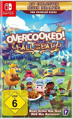 Overcooked - All You Can Eat (Nintendo Switch)