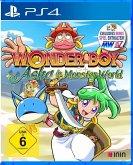 Wonder Boy - Asha in Monster World(Playstation 4)