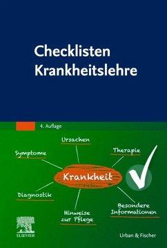 Checklisten Krankheitslehre (eBook, ePUB)