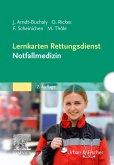 Lernkarten Rettungsdienst - Notfallmedizin (eBook, ePUB)