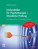 Heilpraktiker für Psychotherapie - Mündliche Prüfung (eBook, ePUB)