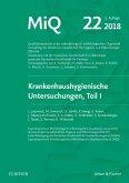 MIQ 22: Krankenhaushygienische Untersuchungen, Teil I (eBook, ePUB)