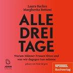 Alle drei Tage: Warum Männer Frauen töten und was wir dagegen tun müssen - Ein SPIEGEL-Hörbuch (MP3-Download)