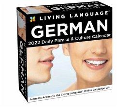 Living Language: German 2022 Day-To-Day Calendar - Random House Direct