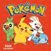 Pokémon 2022 Wall Calendar