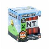 Minecraft TNT Leuchte mit Sound