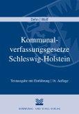 Kommunalverfassungsgesetze Schleswig-Holstein