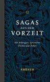 Sagas aus der Vorzeit - Band 2: Wikingersagas (eBook, PDF)