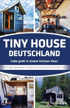Tiny House Deutschland (eBook, ePUB) - Janßen- Golz, Jörg