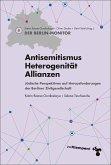 Antisemitismus - Heterogenität - Allianzen (eBook, PDF)