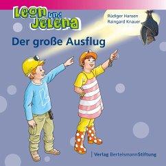 Leon und Jelena - Der große Ausflug (eBook, PDF) - Hansen, Rüdiger; Knauer, Raingard
