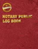 Notary Public Logbook: Notary Log Book, Notary Journal