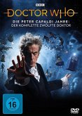Doctor Who-Die Peter Capaldi Jahre Ltd