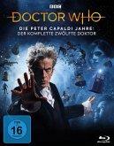 Doctor Who - Die Peter Capaldi Jahre: Der komplette 12. Doktor Limited Edition