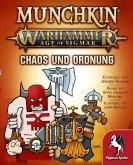 Munchkin Warhammer Age of Sigmar, Chaos & Ordnung (Spiel-Zubehör)