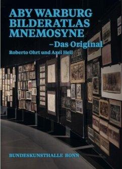 Aby Warburg: Bilderatlas Mnemosyne - Das Original (Begleitheft) - Warburg, Aby M.