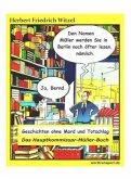 Das Hauptkommissar-Müller-Buch
